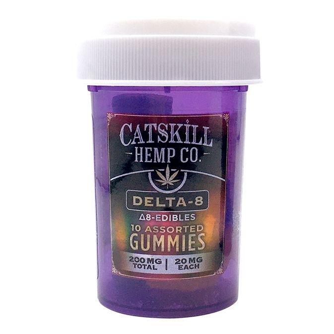 Catskill Hemp Co. D8 Gummy 20mg per 10ct